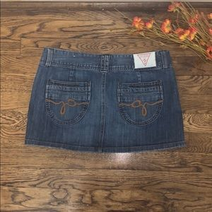 Guess Jeans Mini Jeans skirt